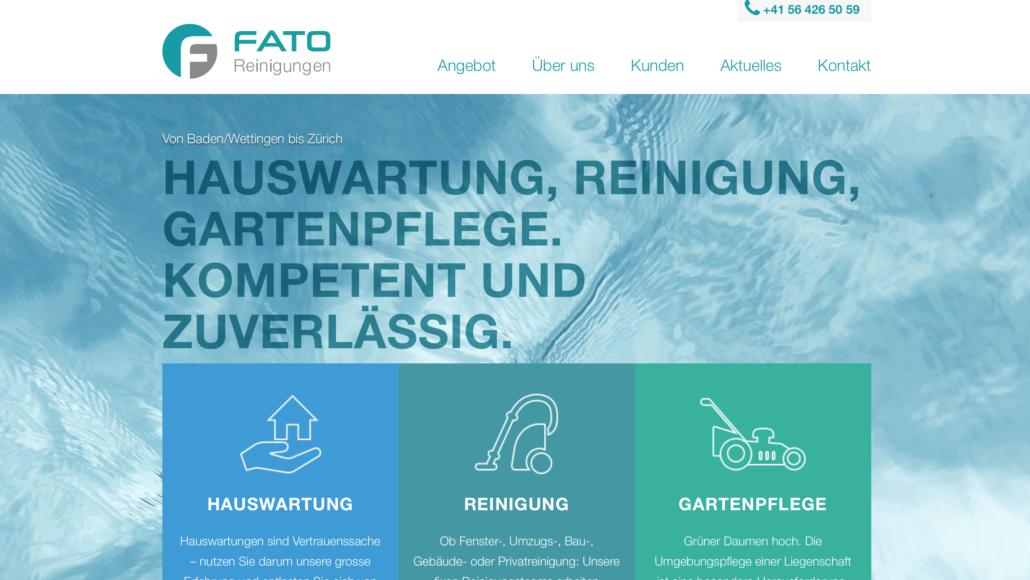 Neue Webseite ist online!